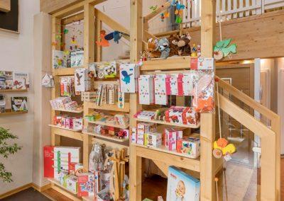 Ausstellung Holzspielzeug
